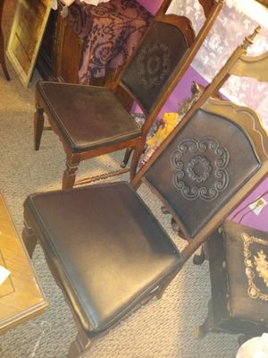 6 unique antique Chairs for Sale in Tampa, FL