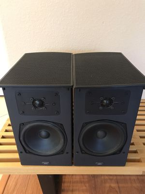 ADS S600 Monitor 2 Loud Speakers Vintage Made In USA for Sale in Las Vegas, NV