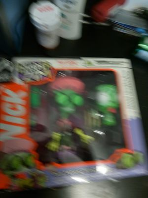 Invader Zim germ fighter action figure by Palisades for Sale in Silver Spring, MD