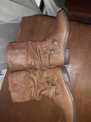 Girls size 4 xoxo boots for Sale in Shawnee, KS