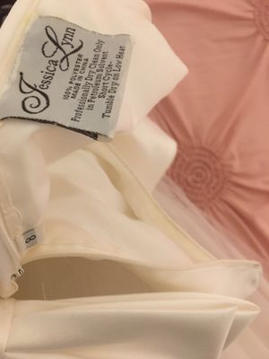 Bridal Suite (Wedding Dress and Flower girl dress with shoes and corset_ for Sale in Lynchburg, VA