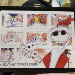 Nightmare Before Christmas Jack Lunch Box Original NECA RARE for Sale in Chicago, IL