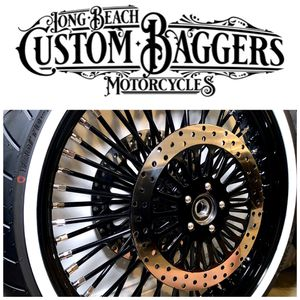 Harley Davidson rims and tire packages for Sale in Torrance, CA