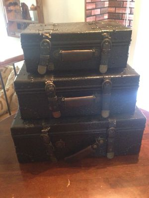 Antique luggage for Sale in Salt Lake City, UT