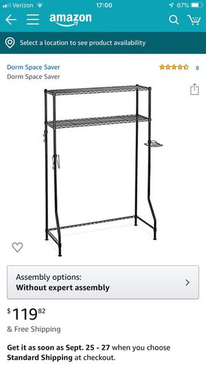 Twin over the bed shelving for Sale in Renton, WA