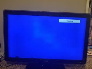 52' Philips TV for Sale in Pompano Beach, FL