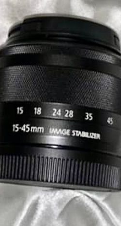 Canon 15-45mm Kit Lens for Sale in Arlington,  TX