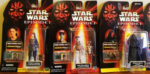 Star Wars Action Figures for Sale in Murfreesboro, TN