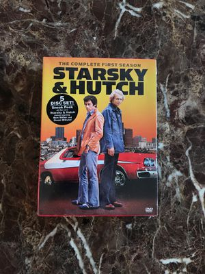 Starsky & Hutch First season 5 disc dvd NEW SEALED for Sale in Burbank, IL