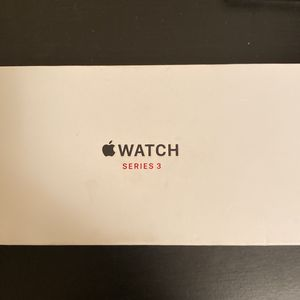Apple Watch Series 3 38mm GPS Cellar for Sale in Columbia, TN