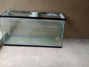 Large fish/ reptile tank for Sale in Hawthorne, CA