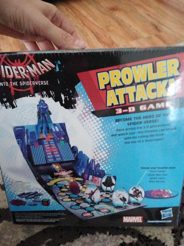 Spider-man board games