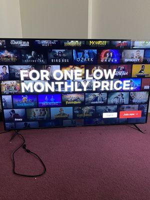 Westinghouse 55 inch 4K tv for Sale in Colorado Springs, CO