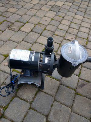 Hayward 1 horsepower pool pump for Sale in Randleman, NC