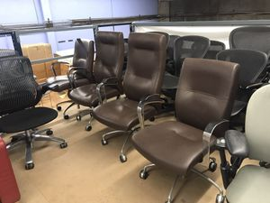 Ergonomic 9to5 office chairs for Sale in Culver City, CA