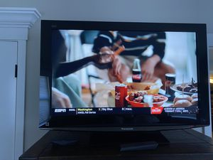 "50"" Panasonic Flat Screen TV - Excellent Condition! for Sale in Snoqualmie, WA"