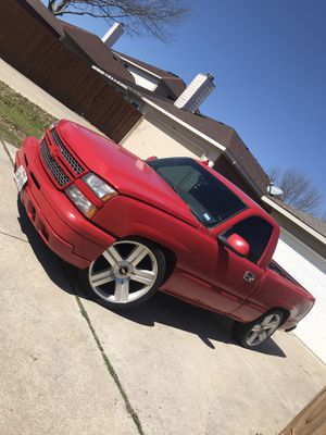2003 Chevy Silverado single cab for Sale in Dallas, TX
