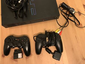 Ps2 with wireless controller for Sale in Tampa, FL
