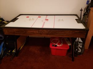 Air hockey table for Sale in Tigard, OR