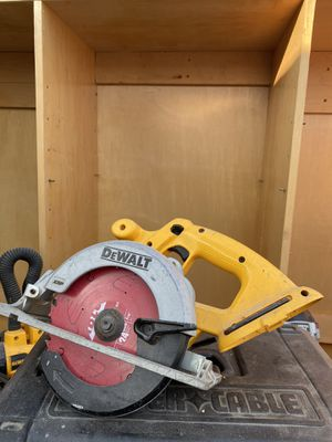Set of Dewalt tools for Sale in Mission Viejo, CA