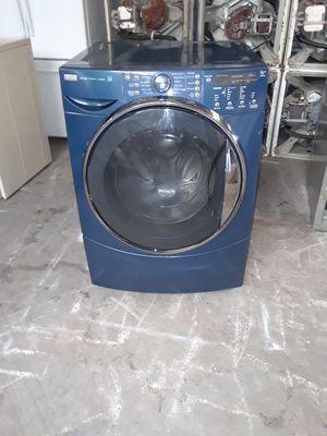 Washer Kenmore elite good condition 90 days warranty labadora Kenmore elite buenas condiciones 90 dias de garantia for Sale in San Leandro, CA