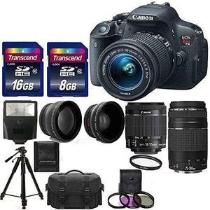 Canon EOS Rebel T5i digital Camera *bundle* for Sale in Burnsville, MN