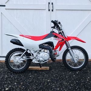 2016 Honda CRF110 110 Only 3 hours for Sale in Olympia, WA