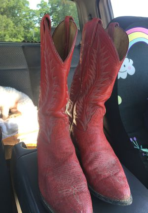Size 10 Tony Lamas for Sale in Plaucheville, LA