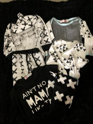12 Month Winter baby clothes sets (3) for Sale in Chula Vista, CA