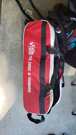 VISE the choice of champions 3 bowling ball speed bag for Sale in Kent, WA