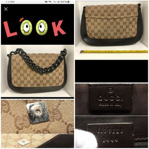 GG Canvas 001 3820 3444 Chain Shoulder Bags Gucci Women's for Sale in Phoenix, AZ