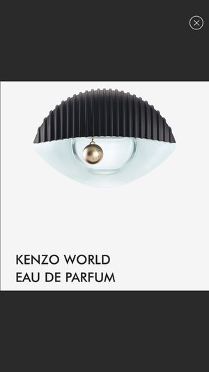 Kenzo World Eau de Perfume - Made in France for Sale in Boston, MA