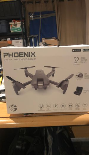 Phoenix gps foldable video drone for Sale in San Diego, CA