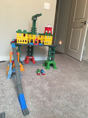 Thomas & Friends Super Station Railway Train Track Set for Sale in Tallahassee, FL
