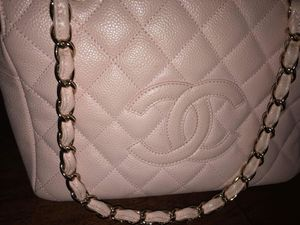 Pink CHANEL bag (petite timeless shopping tote) for Sale in Washington, DC