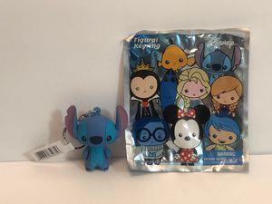Disney Stitch Figural Keyring Monogram for Sale in Las Vegas, NV