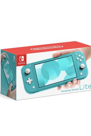 Brand New Turquoise Switch Lite🔥🔥🔥 for Sale in Chandler, AZ