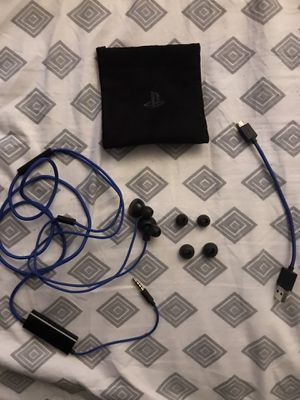 Sony PlayStation noise Cancelling Gaming headphones for Sale in Los Angeles, CA