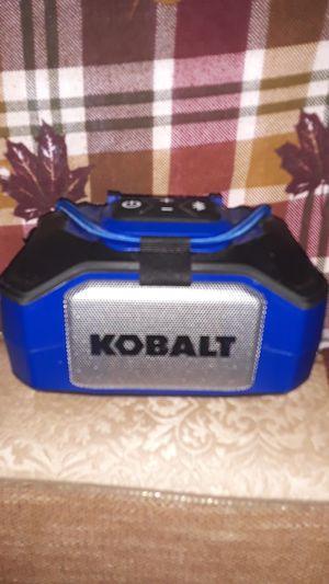 Kobalt bluetooth speaker for Sale in Tacoma, WA