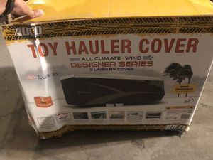 Toy hauler cover for Sale in Nipomo, CA