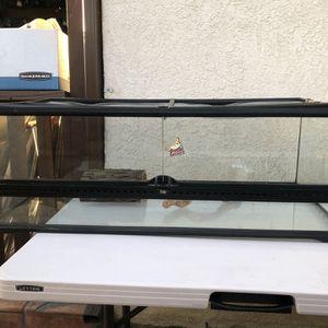 reptile tank 🐍🐢🦎🕷 for Sale in Los Angeles, CA