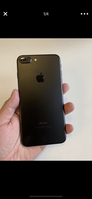 iPhone 7 PLUS 128Gb UNLOCKED for Sale in Portland, OR