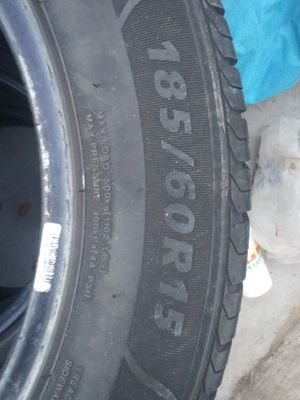4 TIRES 185//60R15 for Sale in Las Vegas, NV