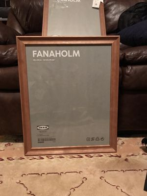 Picture frame (2 for $12) for Sale in Fairfax, VA