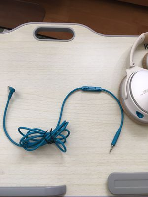 Sony Headphone Audio Cable/Cord (genuine turquoise replacement) for Sale in Temple City, CA