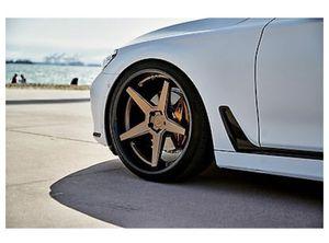 "Bmw 20"" new ferada rims tires set for Sale in Hayward, CA"