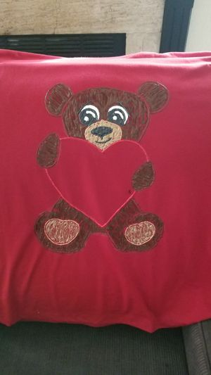 Handmade Valentine's day t-shirt for Sale in Stockton, CA