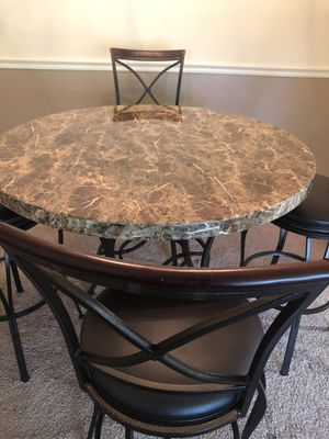 Table with 4 chairs for Sale in Lynchburg, VA