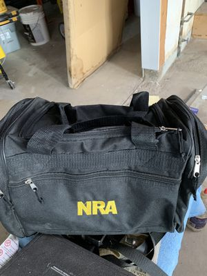 NRA Duffle Bag for Sale in Westminster, CO