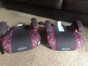Graco booster seat for Sale in Chantilly, VA
